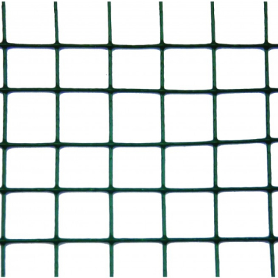 Plasa sarma Zn sudata plastifiata 1x10 m - 13x13x1 mm1