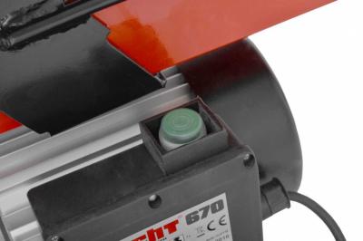 Despicator de busteni electric, 2000 W ,presiune maxima 7 T1