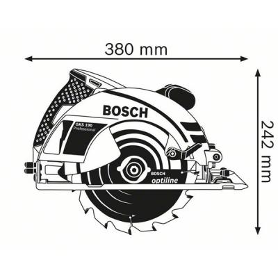 Fierastrau circular GKS 190 Professional1