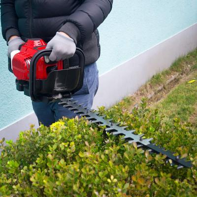 Foarfeca benzina pentru gard viu Matrix 26cc 750 w lama 56cm2