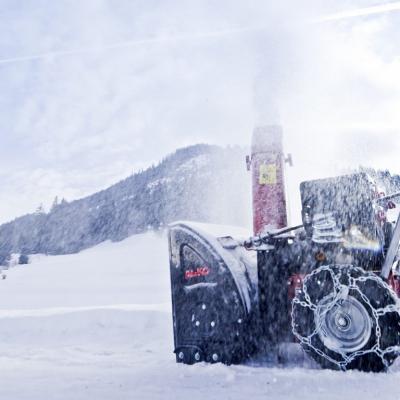 Freza zapada benzina 56 cm AL-KO SnowLine 620 E II6