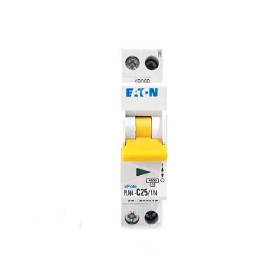 Siguranta automata EATON , 1P+N, 4.5KA, PLN4-C25/1N1