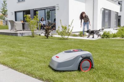 Robot pentru tuns gazonul AL-KO Robolinho 500 E4