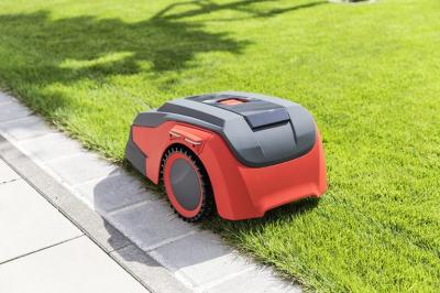 Robot pentru tuns gazonul solo by AL-KO Robolinho 700 E5
