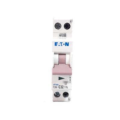 Siguranta automata EATON , 1P+N, 4.5KA, PLN4-C32/1N1