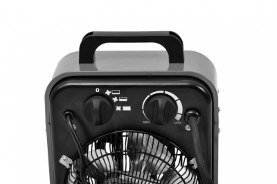 Termosuflanta cu ventilator și termostat HECHT 35002