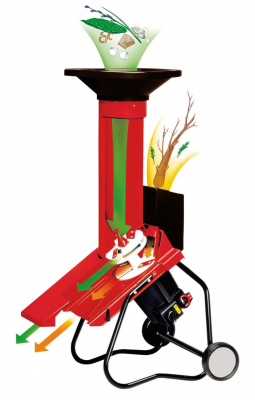 Tocator cu cutit electric 2.5 kW solo by AL-KO TCS 25001