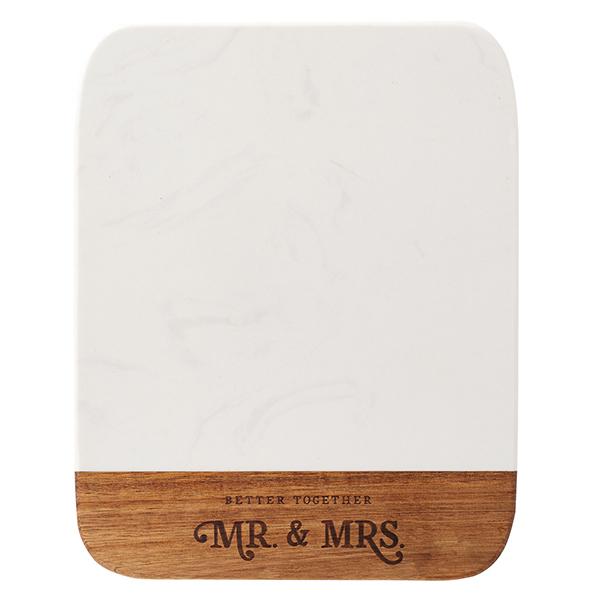 Mr & Mrs - Better Together - 20 x 25 cm [0]