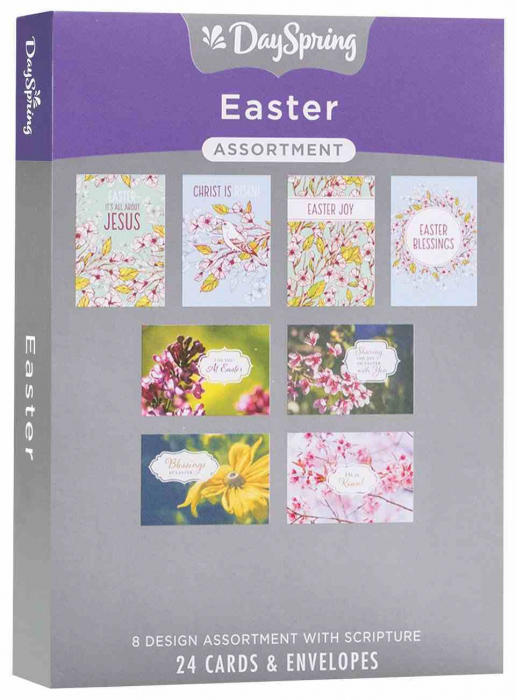 Easter - Mixed Scripture text [0]