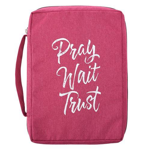 Pray Wait Trust - Poly-Canvas [0]