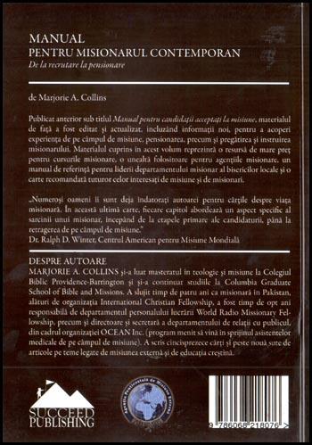 Manualul misionarului contemporan 1