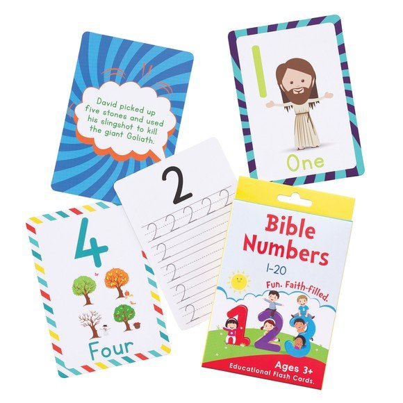 Bible numbers 1-20 [2]