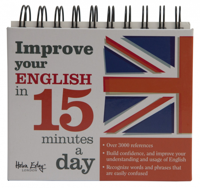 Improve your english in 15 minutes a day 0