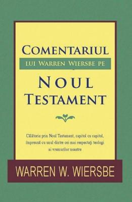 Comentariul lui Warren Wiersbe pe Noul Testament 0