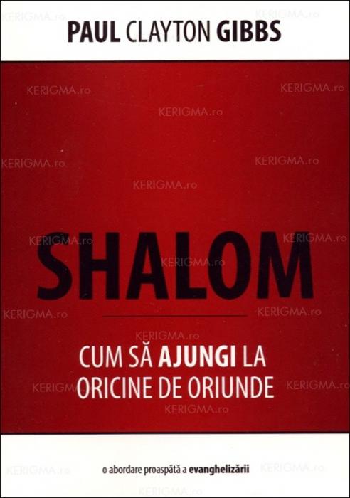 Shalom. Cum să ajungi la oricine de oriunde 0