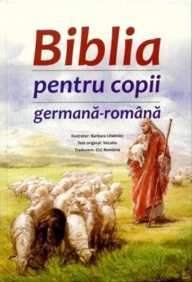 Biblia pentru copii germana - romana 0