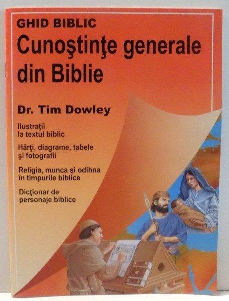 Ghid biblic. Cunostinte generale din Biblie 0