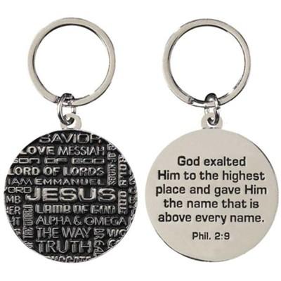 Names of Jesus - Phil 2:9 [0]