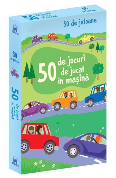 50 de jocuri de jucat in masina - jetoane 0