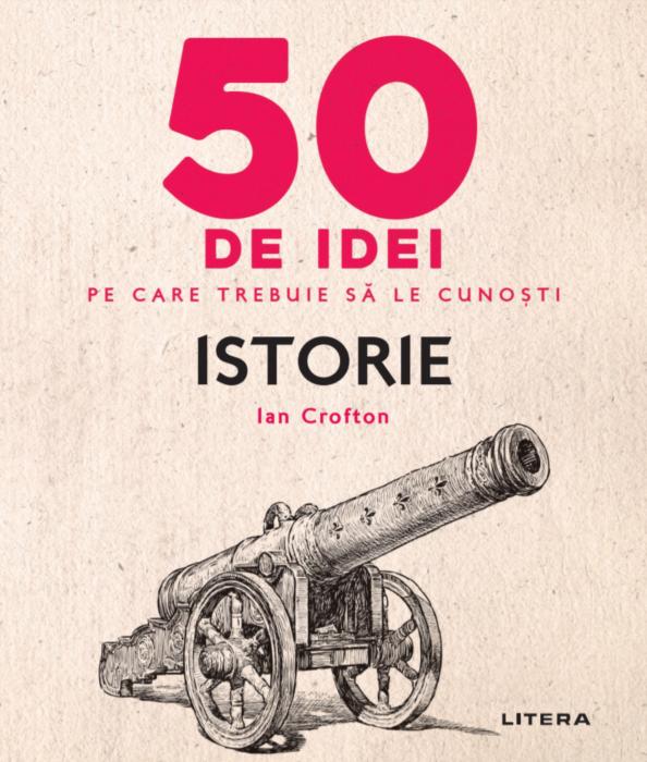 50 de idei pe care trebuie sa le cunosti. Istorie 0