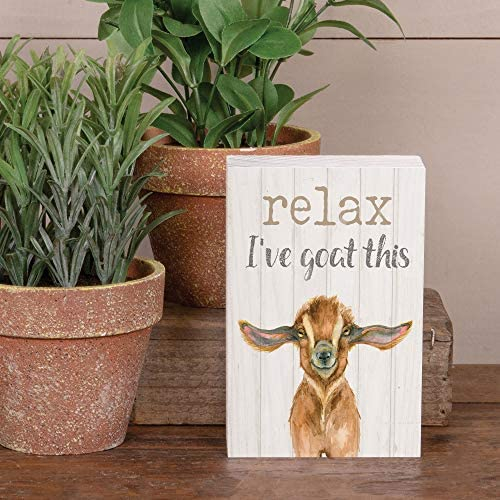 Relax I've goat this [3]