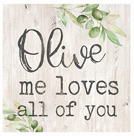 Olive me loves all of you [0]