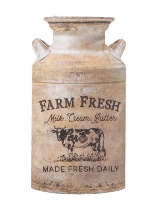 Farm Fresh - Milk can [0]