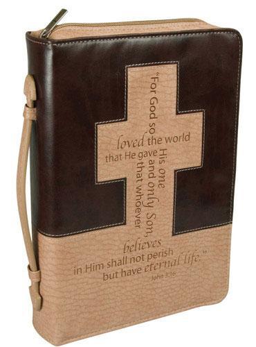 John 3:16 - Brown/Tan [0]