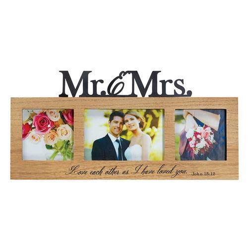 Mr & Mrs - Love each other - John 15:12 [0]