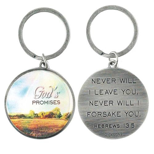 God's promises - Never will I leave you [0]