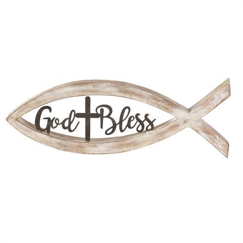 God bless - Cross [0]