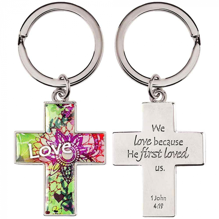 Love - We love because He first loved us [0]