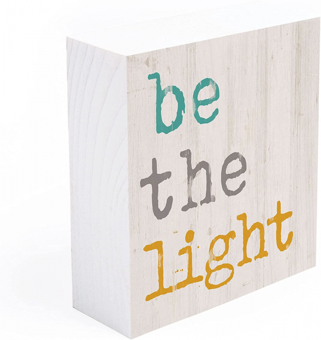 Be the light [0]