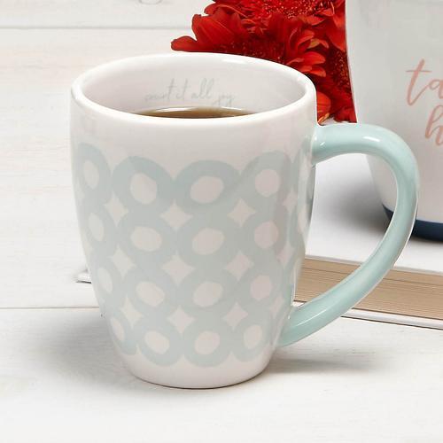 Count it all joy coffee mug [0]