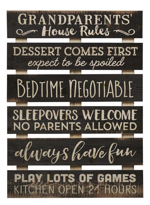 Grantparents House Rules [0]