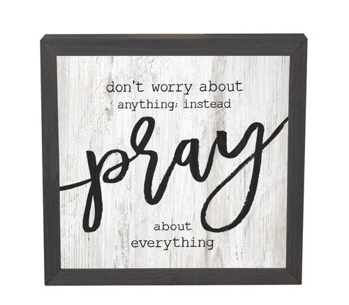 Pray [0]