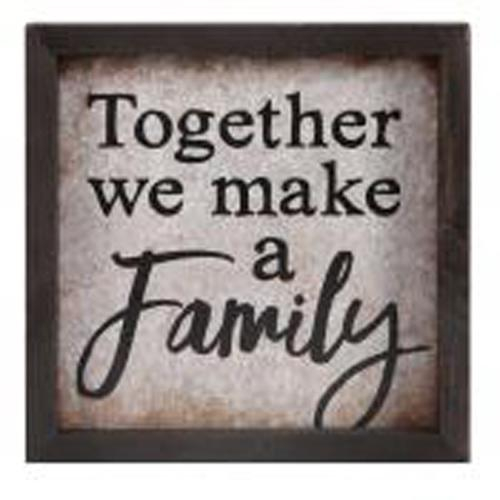 Together we make a family [0]