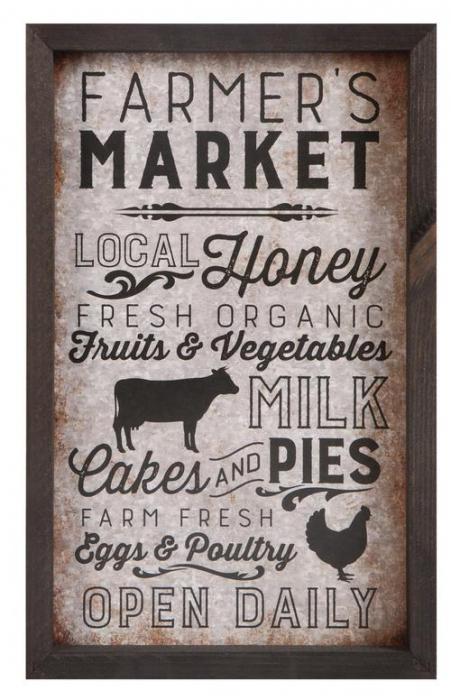 Farmers market [0]