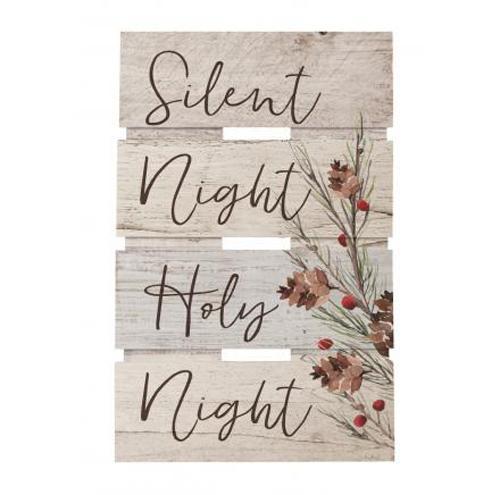 Silent night, holy night [0]