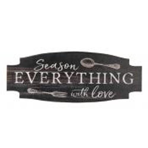 Season everything with love [0]