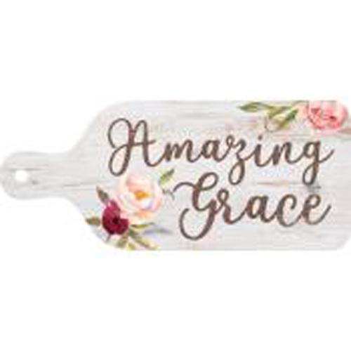 Amazing grace - Bread plate [0]