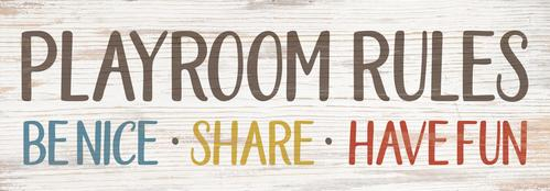Playroom rules [0]