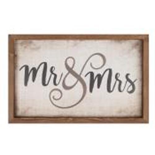 Mr & Mrs [0]