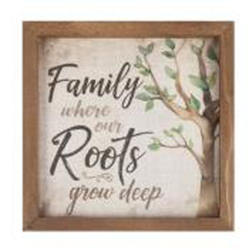 Family where our roots grow deep [0]