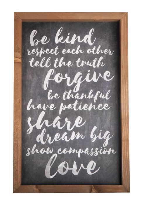 Be kind - Forgive - Share - Love [0]