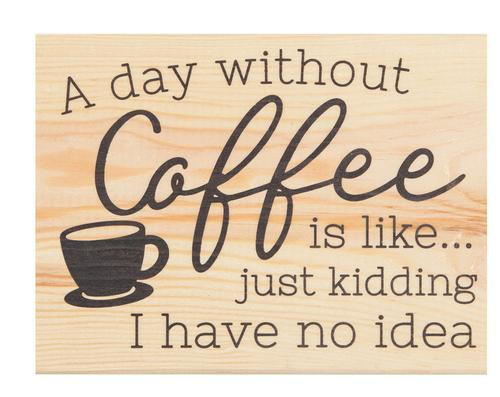A day without coffee [0]