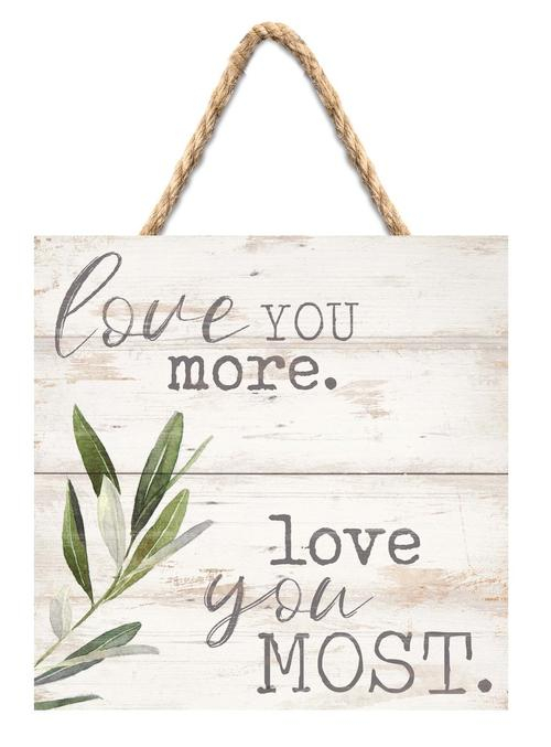 Love you more love you most [0]