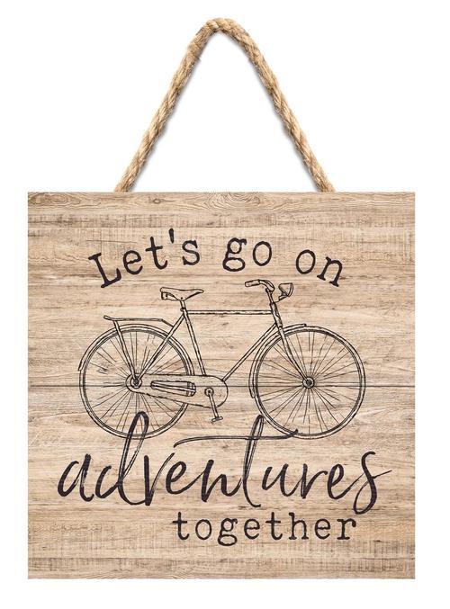 Let's go on adventures together [0]