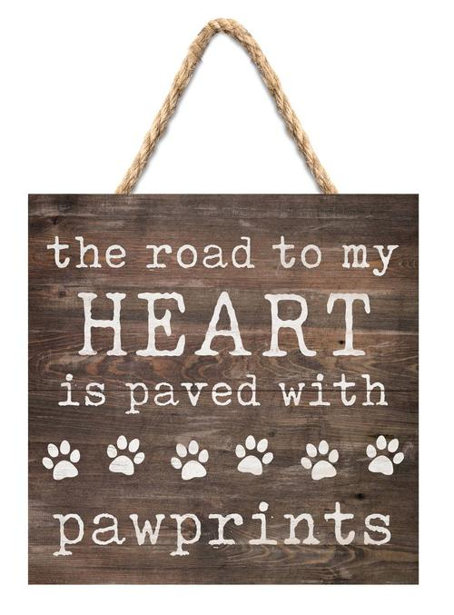 The road to my heart - Pawprints [0]