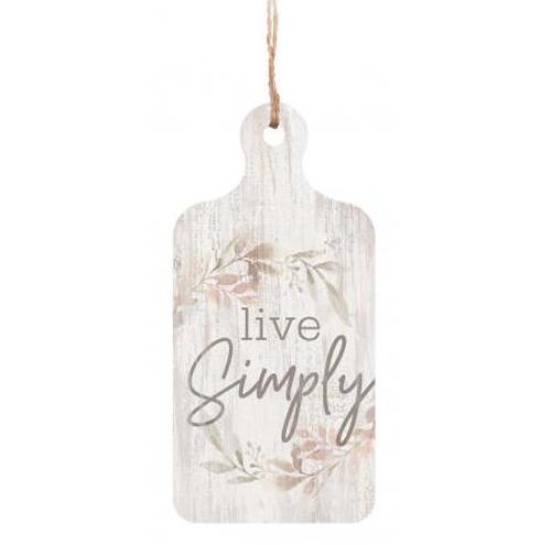 Live Simply [0]